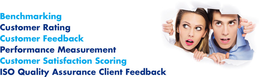 THIRD PARTY CUSTOMER SATISFACTION SCORING AND MEASUREMENT IMPLEMENTATION AT ITS BEST